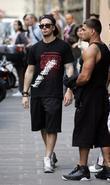 Vinny Guadagnino and Ronnie Ortiz-Magro