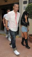 Mike The Sitaution Sorrentino and Nicole Snooki Polizzi...