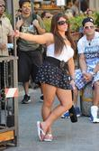 Deena Nicole Cortese Jersey Shore cast members enjoy...