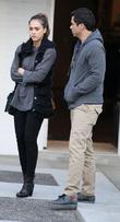 Jessica Alba and Cash Warren
