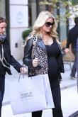 Jessica Simpson, rumored to be pregnant, is seen...