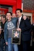 Clifton Collins Jr, Joe Mantegna Joe Mantegna receives...