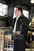 John Travolta and Burbank Airport