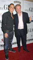 George Lineker and Bobby Davro The Joshua Foundation...