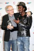 Bob Ezrin and K'naan