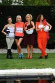 Amanda Holden, Denise Van Outen, Kara Tointon and Lisa Snowdon