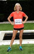 Denise van Outen Celebrities reveal their Vodafone JustTextGiving...