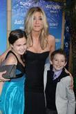 Bailee Madison, Griffin Gluck and Jennifer Aniston