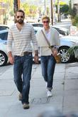 Katherine Heigl and Josh Kelley