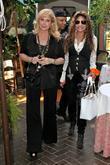 Kathy Hilton and La Toya Jackson