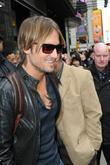 KEITH URBAN, Good Morning America, Times Square