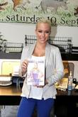 Kendra Wilkinson promote her new book 'Being Kendra:...