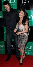 Kris Humphries, Khloe Kardashian, Kim Kardashian and Lamar Odom