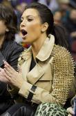 Kim Kardashian, New Jersey Nets