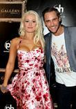 Holly Madison, Josh Strickland, Planet Hollywood