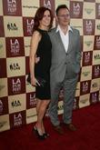 Carrie Preston and Michael Emerson 2011 Los Angeles...