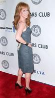 Kathy Griffin Larry King is honored at the...