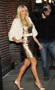 Paris Hilton, Ed Sullivan, The Late Show With David Letterman