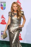 Paulina Rubio and Grammy