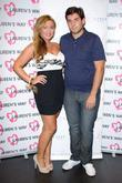 Lauren Goodger and James Argent 'Towie' star launches...