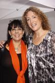 Christine Pedi and Judy Gold