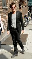 Kevin Bacon 'The Late Show with David Letterman'...