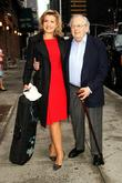 Anne-Sophie Mutter and Andre Previn 'The Late Show...