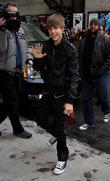 Justin Bieber, Ed Sullivan, The Late Show With David Letterman