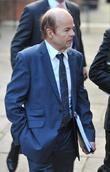 Chris Jefferies arrives to give evidence at The...