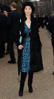 Maggie Cheung, London Fashion Week