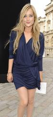 Laura Whitmore and London Fashion Week