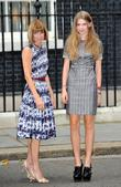 Anna Wintour and Bee Shaffer London Fashion Week...