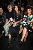 Pixie Lott, Alexa Chung, Jaime Winstone, London Fashion Week