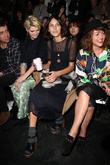 Pixie Lott, Alexa Chung and Jaime Winstone