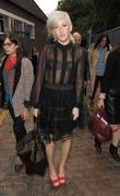 Ellie Goulding and London Fashion Week