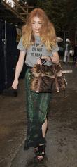 Nicola Roberts and London Fashion Week