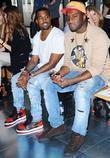 Kanye West and London Fashion Week