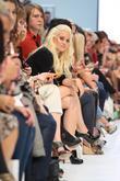 Kimberly Wyatt and London Fashion Week