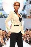 Sarah Harding and London Fashion Week
