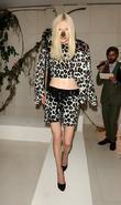 Models and London Fashion Week