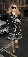 Nicola Roberts, London Fashion Week