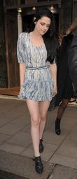 Kirsten Stewart and London Fashion Week