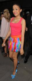 Dionne Bromfield and London Fashion Week