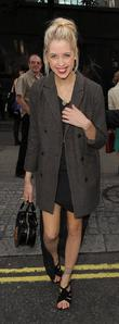 PEACHES GELDOF, London Fashion Week
