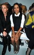 Rosario Dawson and London Fashion Week