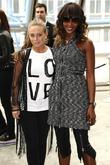 Naomi Campbell and London Fashion Week