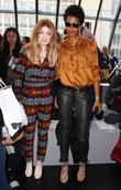 Nicola Roberts, Kelis and London Fashion Week