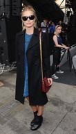 Laura Bailey and London Fashion Week