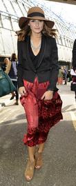 Olivia Palermo and London Fashion Week