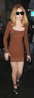Nicola Roberts, London Fashion Week, Old Billingsgate